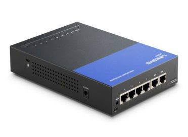 Linksys LRT214 Business Gigabit VPN Router Review